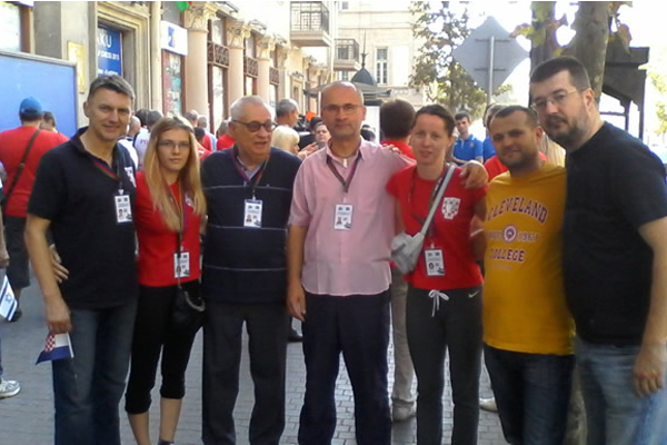 1. Europsko ekipno prvenstvo u šahu, 27.09.- 04.10.2015., Baku, Azerbajdžan