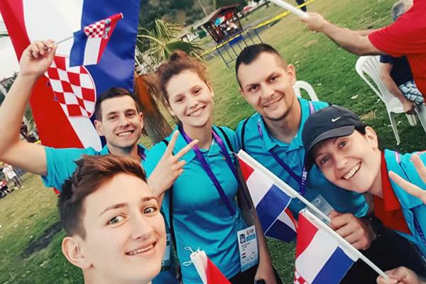 1. Sv. prvenstvo u borilačkim sportovima za gluhe, 18. – 24.07.2016.,Samsun, Turska.