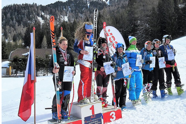 2. Sv. prvenstvo gluhih u skijanju, 12. – 18.03.2017., Innerkrems, Austrija