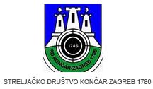 Streljačko društvo KONČAR Zagreb 1786
