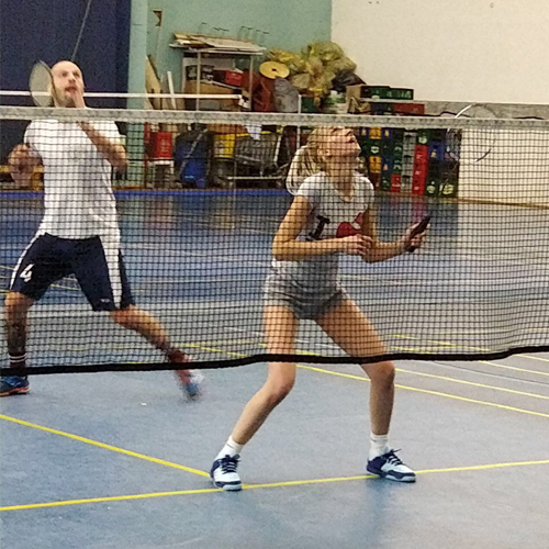 Badminton klub